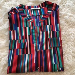 Calvin Kelvin blouse